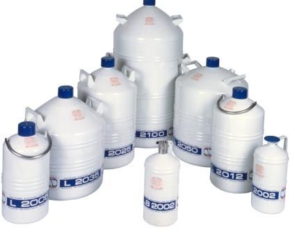 Transport azote liquide